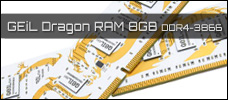 GeIL Dragon DDR4 3866 news