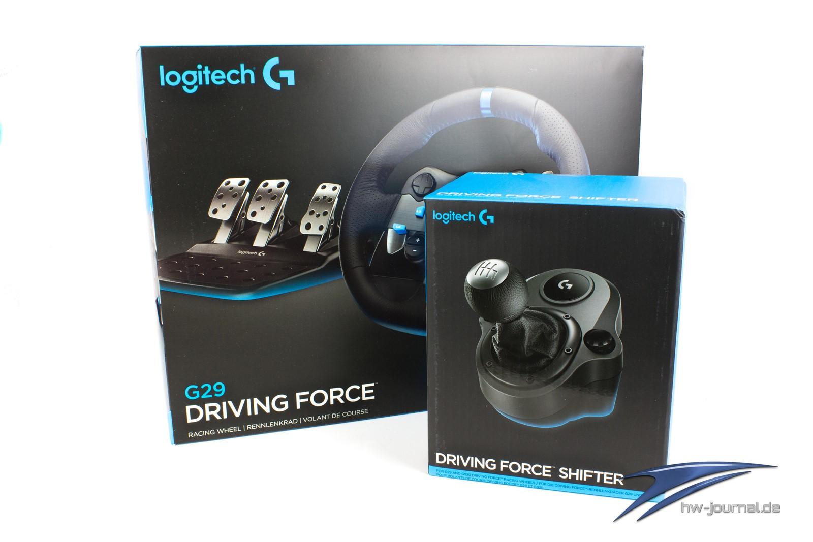 test logitech g29 driving force schalthebel hardware. Black Bedroom Furniture Sets. Home Design Ideas