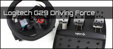 Test: Logitech G29 Driving Force + Schalthebel