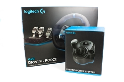 Logitech G29 Driving Force 1