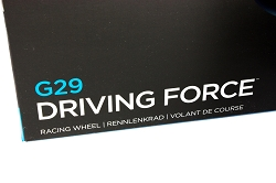 Logitech G29 Driving Force 2