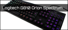 Test: Logitech G810 Orion Spectrum