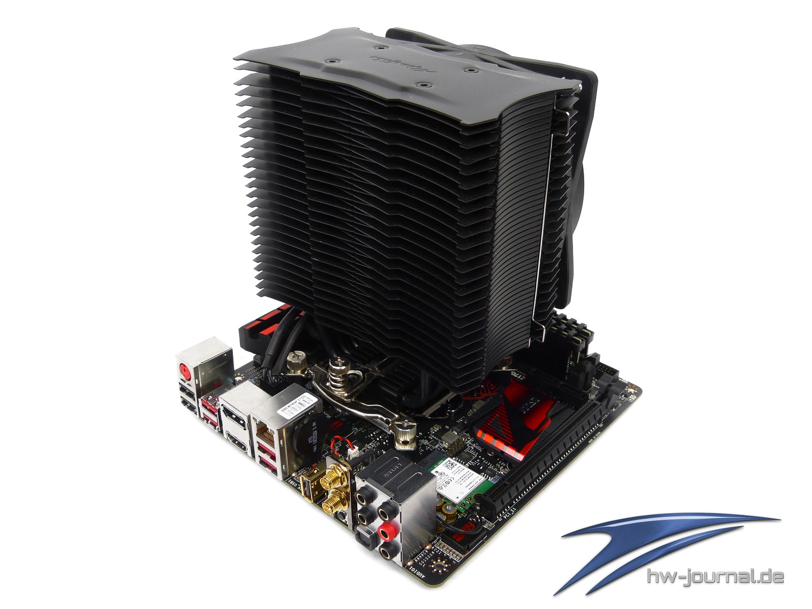 Test: MSI Z170I Gaming Pro AC - Hardware-Journal - Results from #3