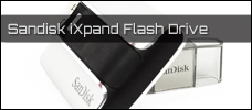 Test: SanDisk iXpand Flash Drive