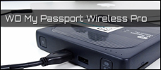 Test: WD My Passport Wireless Pro