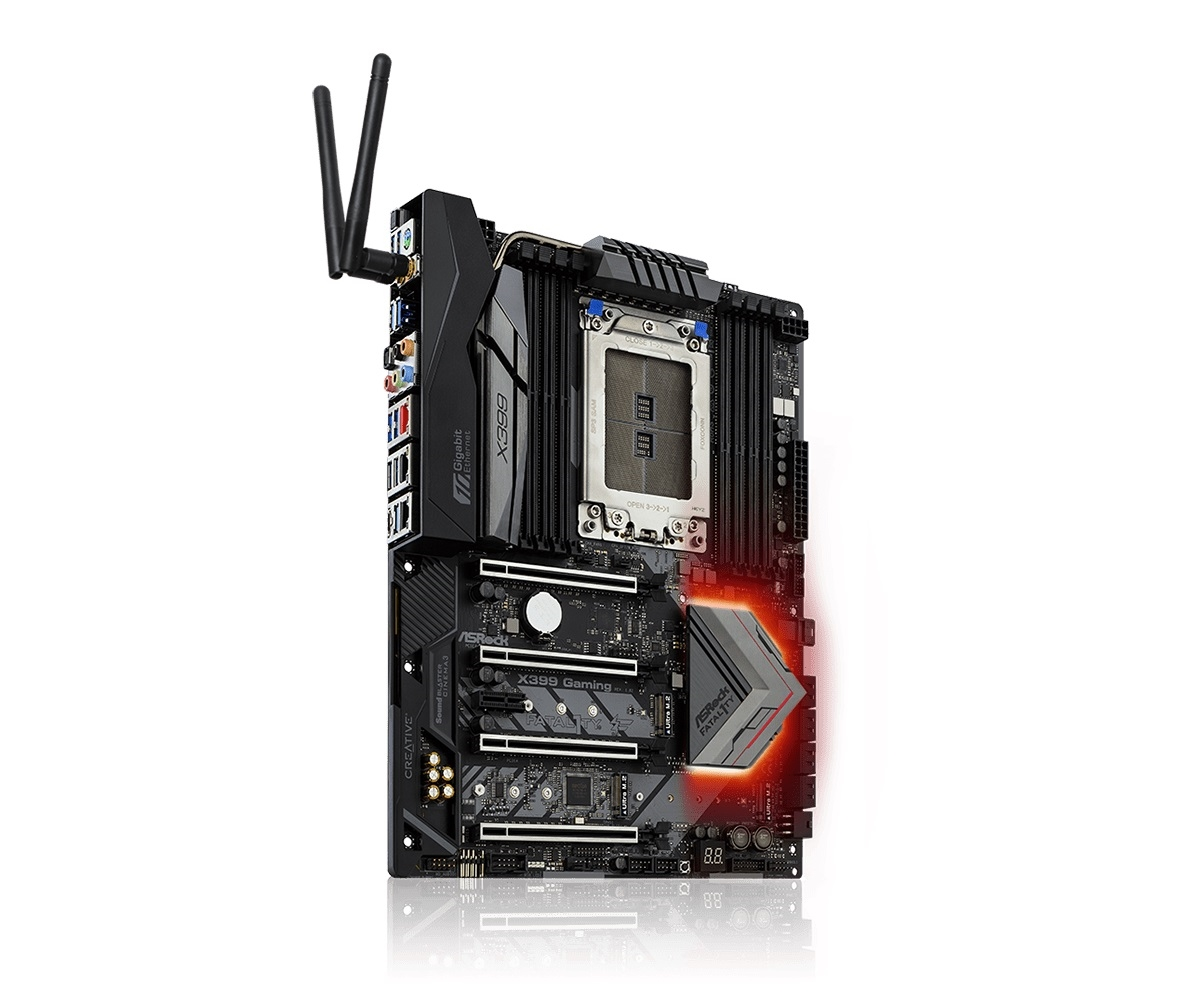 ASRock Fatal1ty Professional Gaming 4