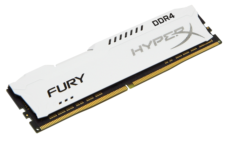 Kingston HyperX FURY DDR4 White