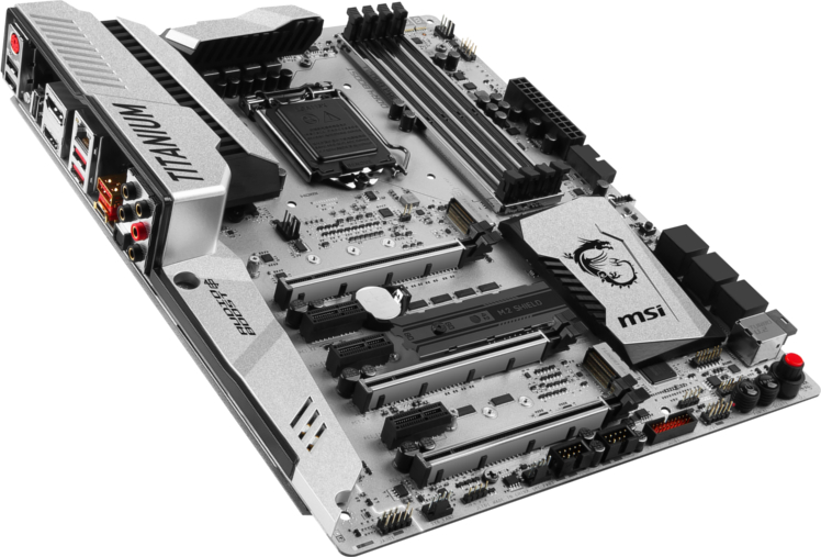 MSI Z270 MPower Gaming Titanium 2