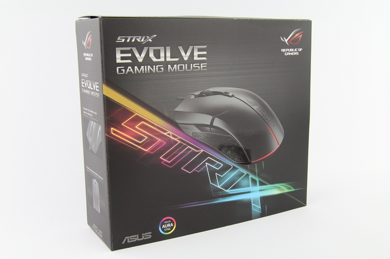 ASUS ROG Strix Evolve 1