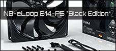 Test: Noiseblocker NB-eLoop B14-PS Black Edition