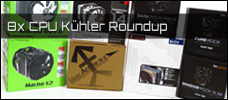 CPU Tower Kuehler Roundup news