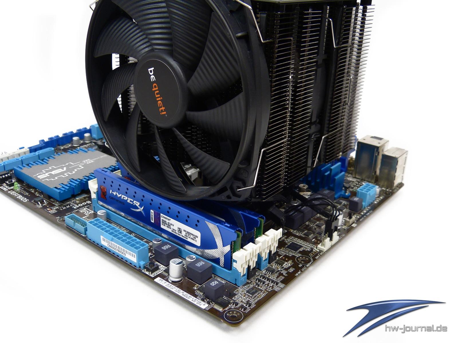 Roundup: 8x Tower CPU-Kühler im XXL-Test - Hardware-Journal