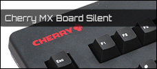 Cherry MX Board Silent news
