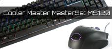 Test: Cooler Master MasterSet MS120