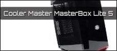 Test: Cooler Master Masterbox Lite 5