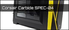 Kurztest: Corsair Carbide SPEC-04
