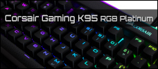 Test: Corsair Gaming K95 RGB Platinum