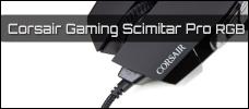Test: Corsair Gaming Scimitar Pro RGB