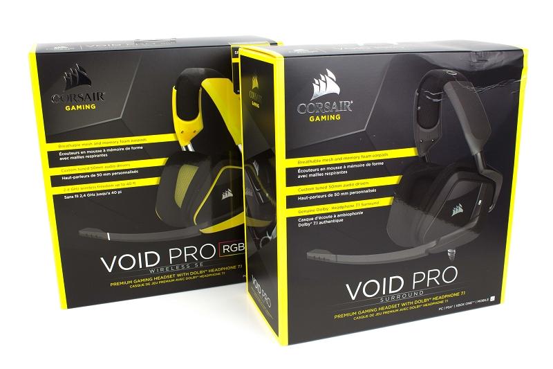 82657b33bca Test: Corsair Void Pro Headsets (v2) - Hardware-Journal