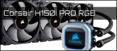 Test: Corsair H150i Pro RGB