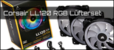 Corsair LL120 RGB fan news