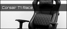 Corsair T1 Race Gaming Chair news