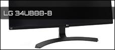 Test: LG 34UB88-B