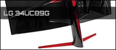 Test: LG 34UC89G-B