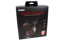 MSI DS502 GamingHeadset 1