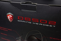 MSI DS502 GamingHeadset 2