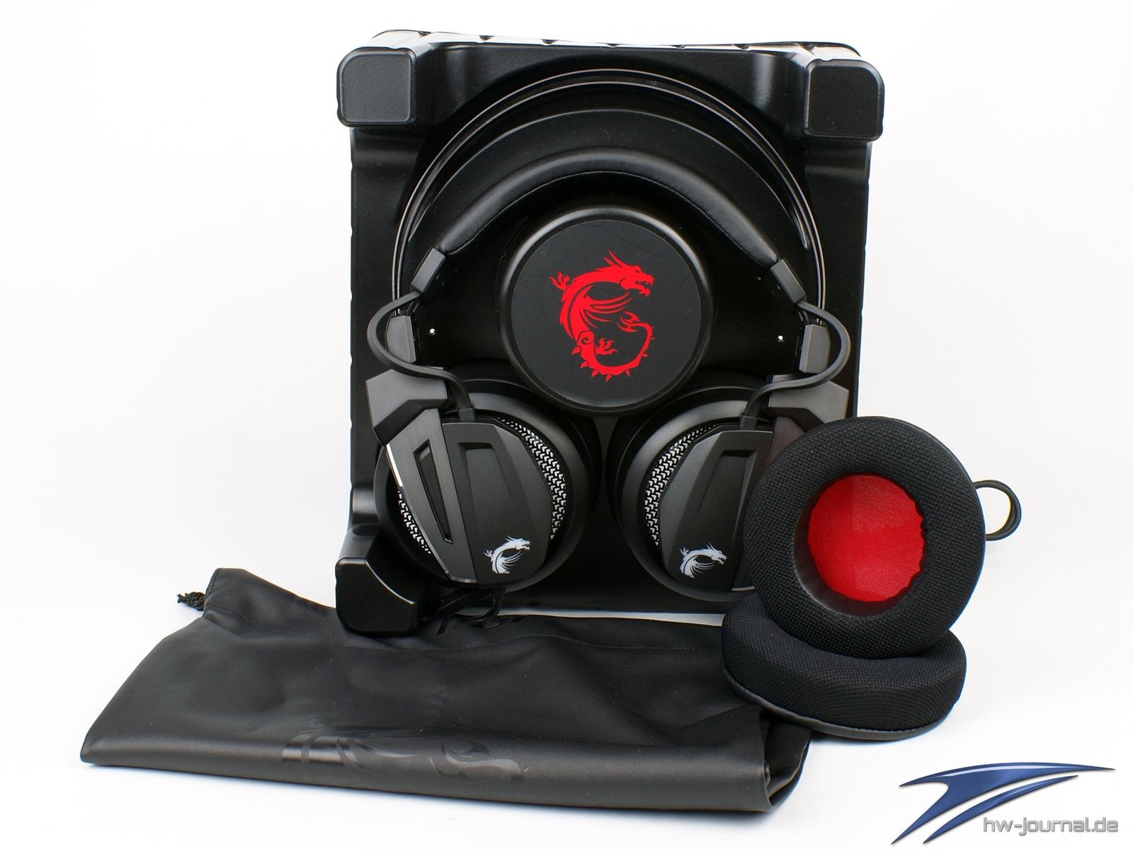 test msi gh70 gaming headset hardware journal. Black Bedroom Furniture Sets. Home Design Ideas