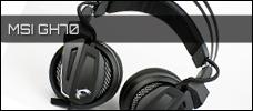 Test: MSI GH70 Gaming Headset