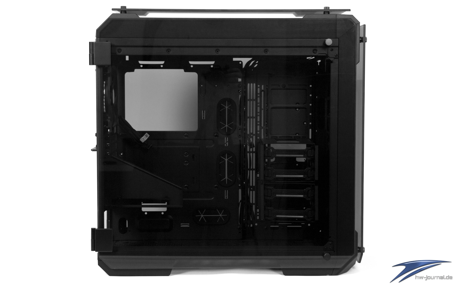 Test: ThermalTake View 71 TG RGB - Hardware-Journal - Results from #1