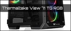 Test: ThermalTake View 71 TG RGB