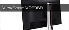 Test: ViewSonic VP2768