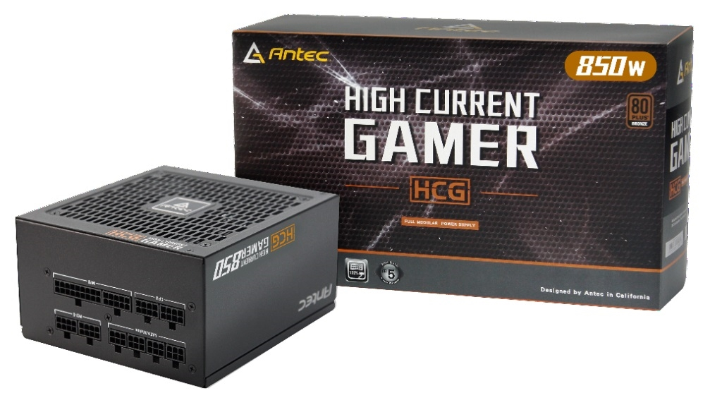 Antec High Current Gamer Bronze Netzteile 2