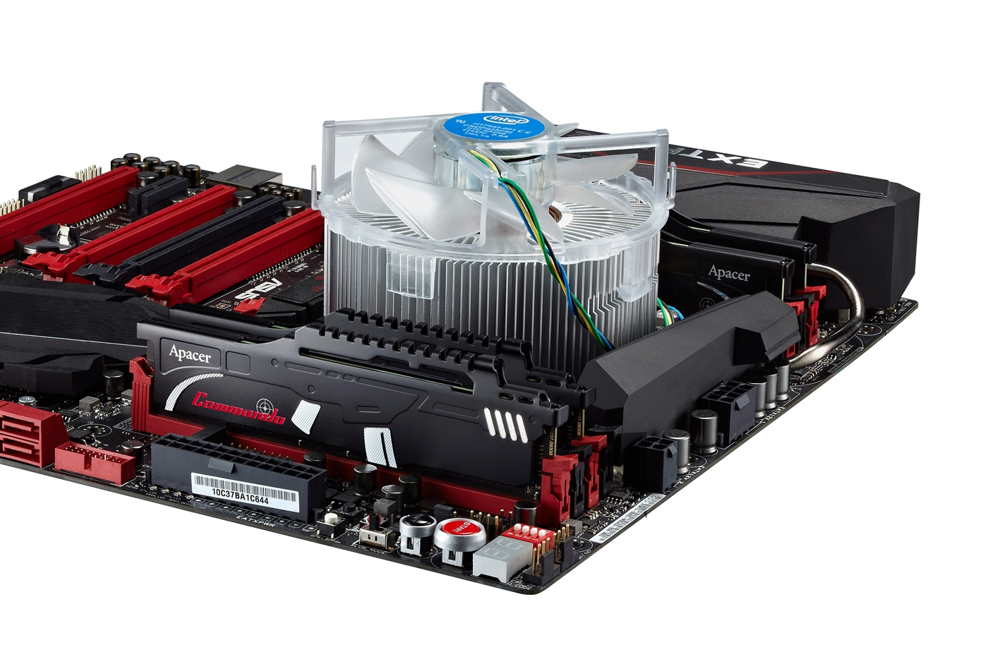 Apacer Commando DDR4 4