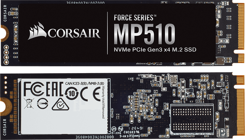 corsair force series mp510 2