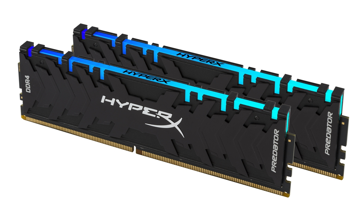 Kingston HyperX Predator DDR4 RGB 1
