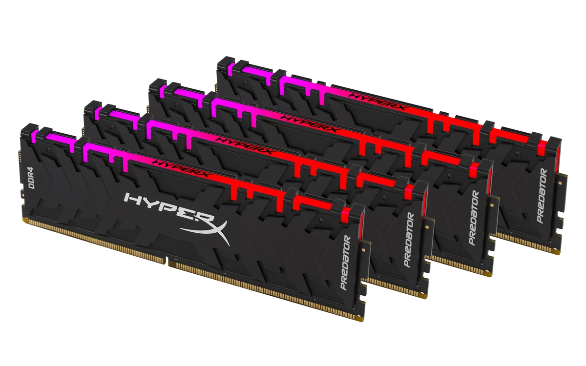 Kingston HyperX Predator DDR4 RGB 2