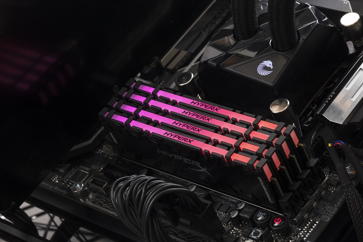 Kingston HyperX Predator DDR4 RGB 3