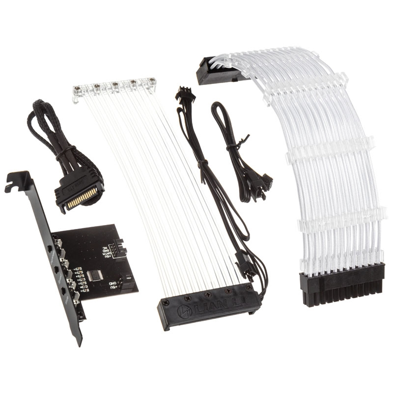 GLian Li Strimer 24 Pin RGB Mainboard Kabel 7