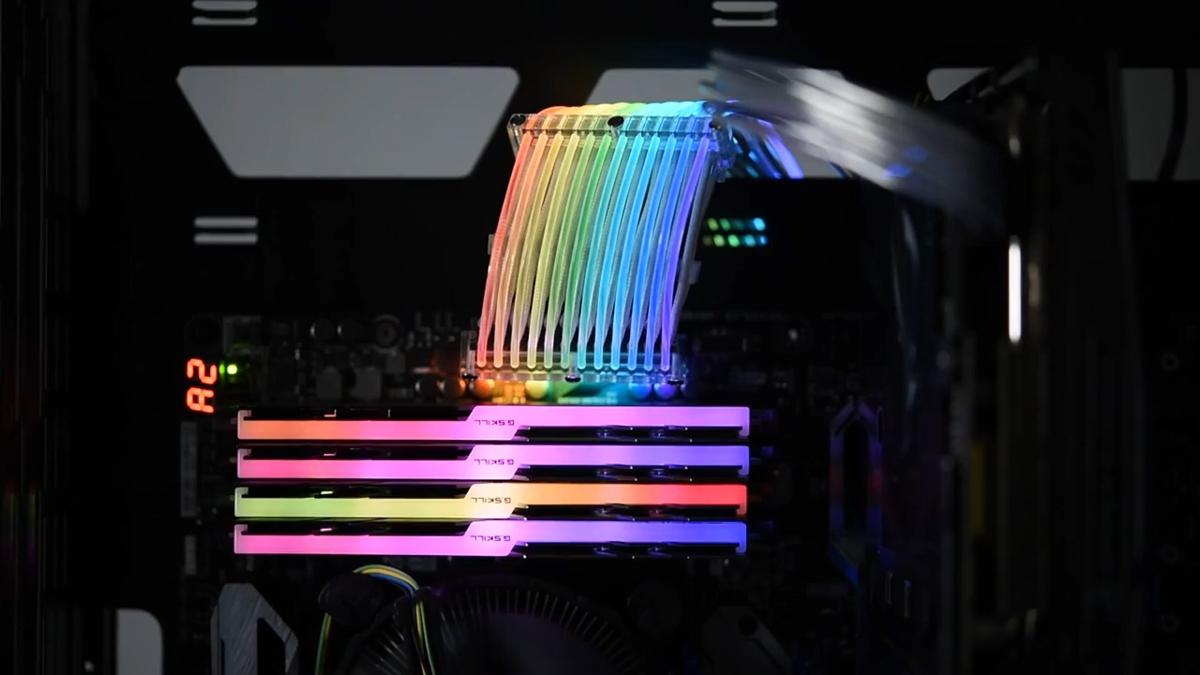 Lian Li RGB Power Kabel – Beleuchtung wird auf Stromkabel erweitert ...