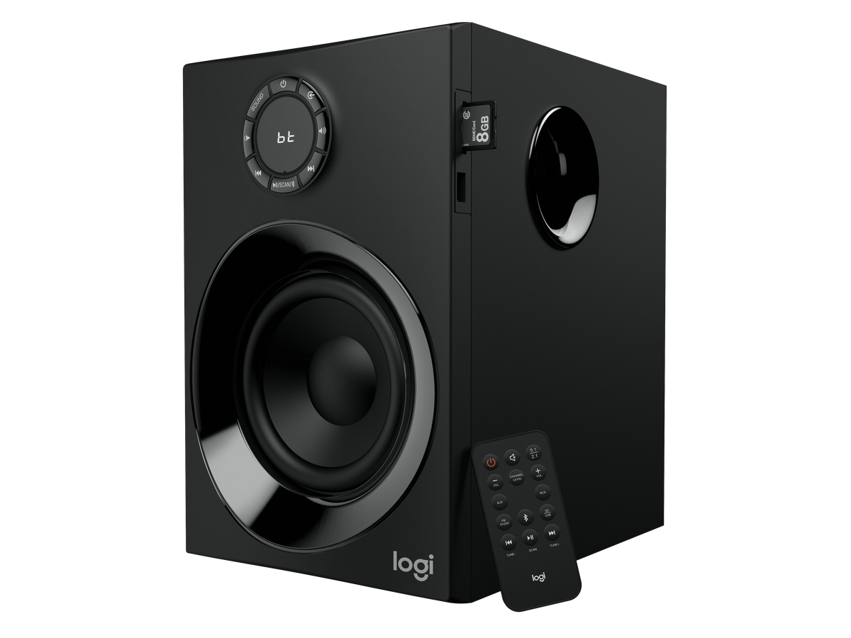 Logitech Z607 Surround Sound System 3