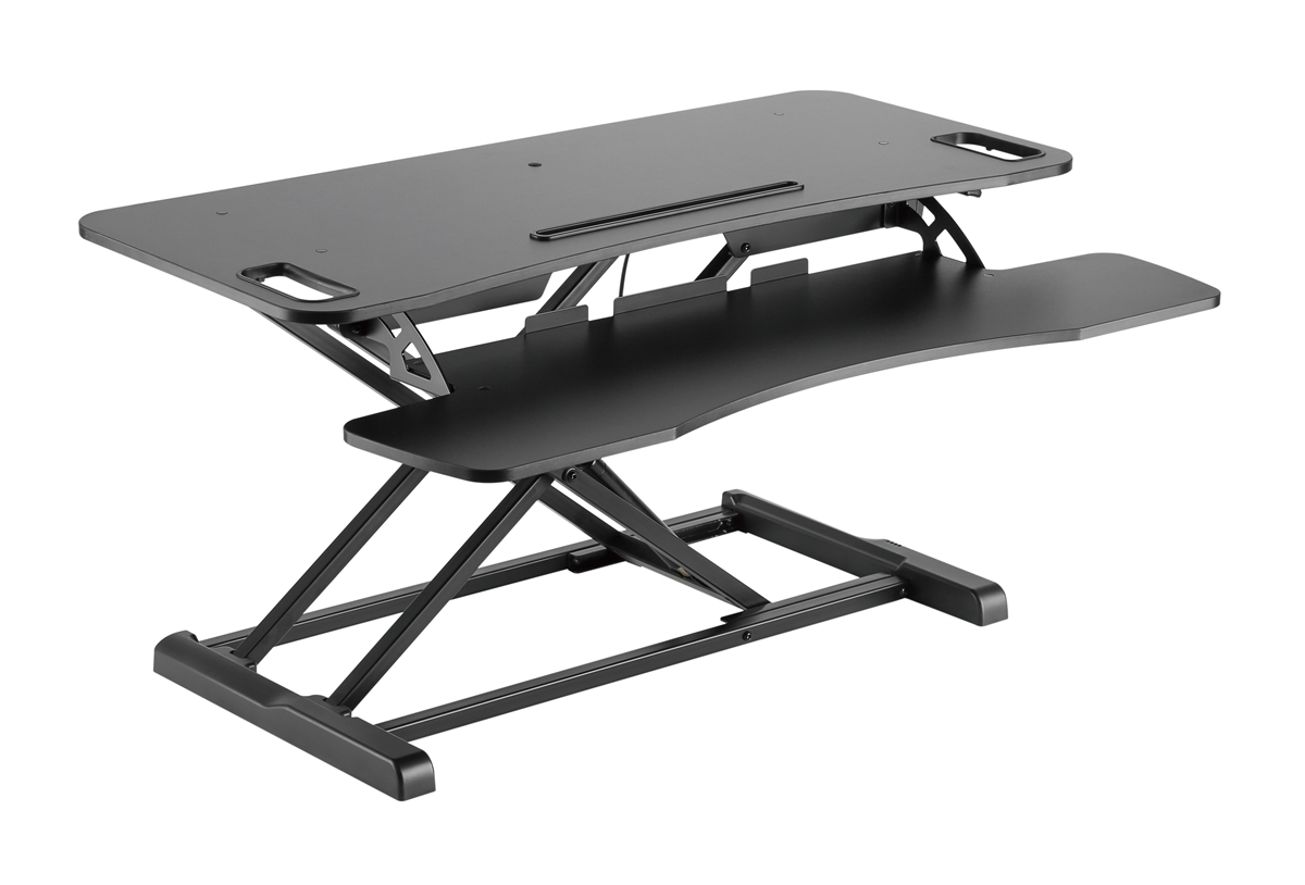Reflecta ERGO Sit Stand Workstation DS950 Black 1