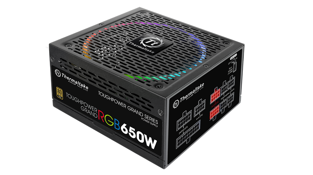 Thermaltake Toughpower Grand RGB Sync Edition Netzteil Serie 11