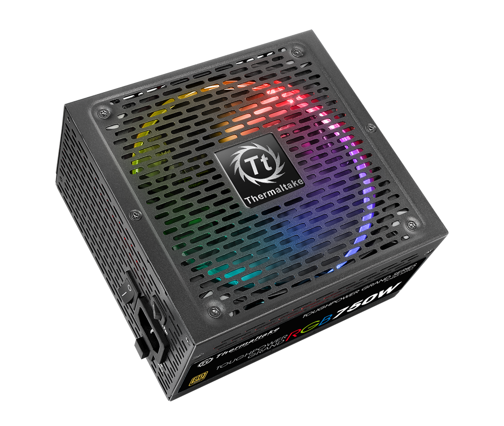 Thermaltake Toughpower Grand RGB Sync Edition Netzteil Serie 12
