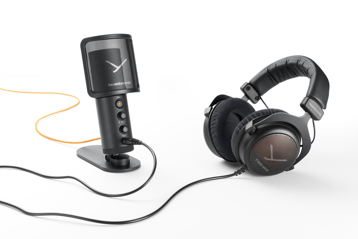 beyerdynamic TEAM TYGR FOX TYGR 300 R
