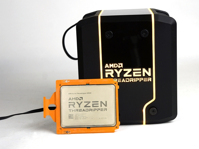 AMD Ryzen Threadripper 2950X 16k