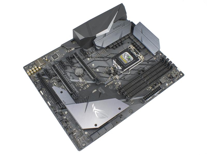 Test: ASUS ROG Strix Z370-F Gaming - Hardware-Journal